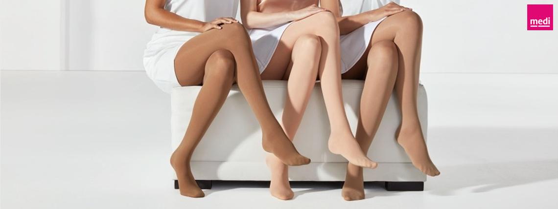 Medische steunkousen voor langdurige ondersteuning aan uw benen