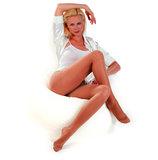 RelaxSan steunkousen Microfiber - Panty 140 denier_