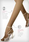 Fashion Micro Rete Stay Up kous 70 denier_