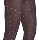 Solidea Fashion Panty met stippen 70 denier opaque_