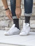 RelaxSan Fancy Socks steunkousen Graphite