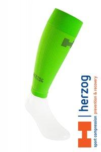 Herzog Pro Sportcompressietubes groen