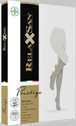 RelaxSan steunkousen Prestige - kniekous 140 den